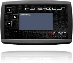 FlashZilla v2, front cover