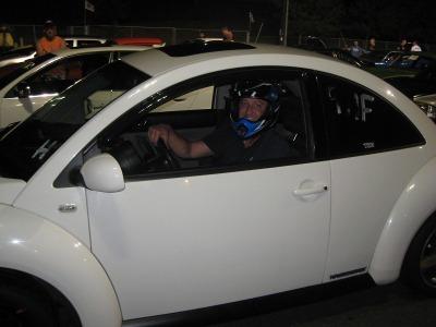 Richard Schuelzke S New Beetle Tdi At The Drag Races Malone Tuning Ltd
